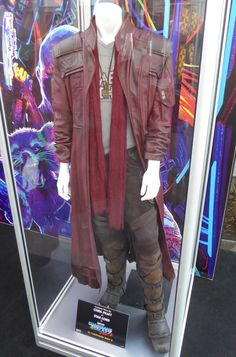 Chris Pratt Guardians of the Galaxy Vol. 2 Star-Lord costume