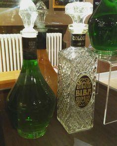 Original Biba bubble bath, shampoo and cologne