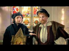 Horrible Histories Cash In The Abbey (Henry VIII's orders to raid the monasteries in England) Tudor Monarchs, Welsh English, Elizabethan Era, Tudor Dynasty, Horrible Histories, Tv Awards, History For Kids, Story Of The World, Educational Programs