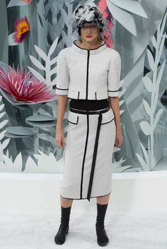 Chanel Spring 2015 Couture Fashion Show: Complete Collection - Style.com