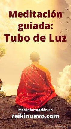 Meditación guiada del Tubo de Luz. Más información: https://www.reikinuevo.com/descarga-meditacion-alinear-cuerpo-mente-alma/