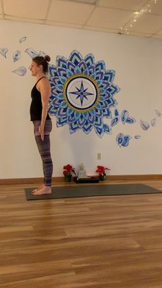 create your own mini yoga retreat with your girls and