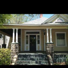 Lucas' house