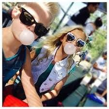 carson lueders selfie - with Joedyn Jones
