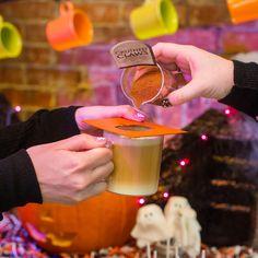 The perfect pumpkin requires teamwork. #Halloween #dolcegusto #pumpkin