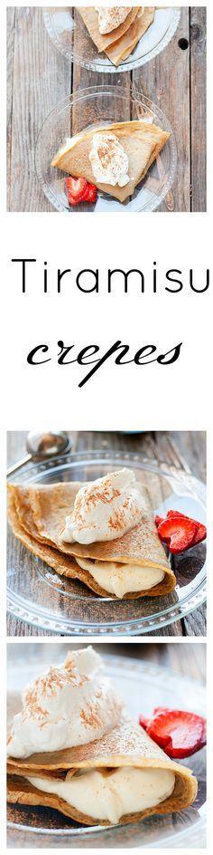 tiramisu crepes   heathersfrenchpress.com #dessert