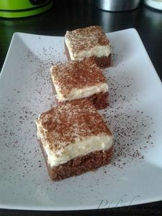 Mini Cheesecakes, Tiramisu, Food And Drink, Ethnic Recipes, Sweet, Desserts, Boleros, Bakken, Candy