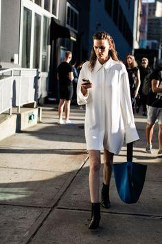 PE2017 street style new york fashion week spring summer 2017 120