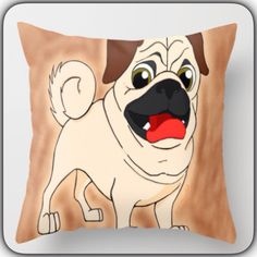 Nut Job character! Pug Likes, Repins & Comments are always appreciated! Thanks :)