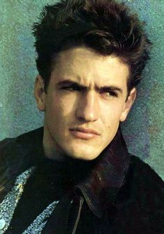 a young Dermot Mulroney