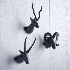 Horned Animal Hooks | west elm