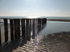 de Witte Lanteern: Burgh-Haamstede en strand