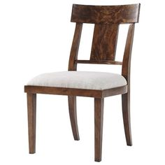 Theodore Alexander Eternal Flame Dining Chair Set of 2