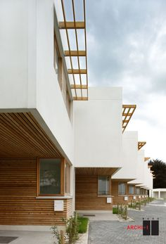 St-Agatha-Berchem Sustainable Social Housing / Buro II  Archi+I