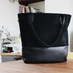 Another custom made bag ready for it's new owner!  Want your own bag made especially for you? Contact me for more info.