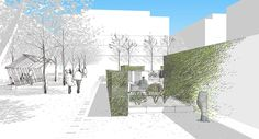 The_Physic_Garden_Novartis_Campus-by-Thorbjörn_Andersson-with-Sweco_architects-13 « Landscape Architecture Works | Landezine