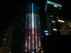 The Freedom Tower (9/11/11)