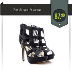 Sandalele sunt cele mai prietenoase incaltari pe care le poti purta in acest sezon. Ti-ai innoit colectia? Mai, Shoes, Fashion, Sandals, Moda, Zapatos, Shoes Outlet, Fasion, Shoe
