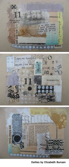 Interview with Collage Artist Elizabeth Bunsen | Creative Catalyst Productions