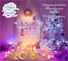 Yeni yılda tüm hayallerinizi gerçekleştirmeniz dileğiyle.. Mutlu yıllar #duguntrendy #dugunedairhersey #hosgeldin2018 #mutluyillar