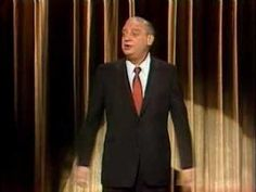 Rodney Dangerfield -comedy MAN I NEEDED A GOOD LAUGH TODAY...