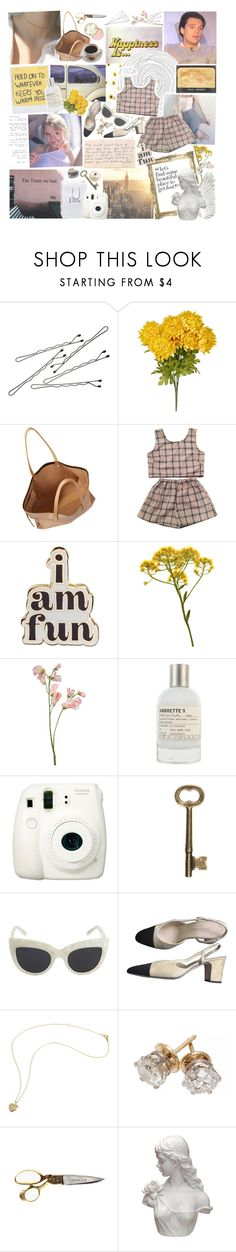 """""""◦♦︎◦ i had a dream we were back to seventeen."""" by etoilesdanse ❤ liked on Polyvore featuring Polaroid, BOBBY, Chloé, ban.do, Le Labo, Fujifilm, Sabre Vision, Chanel, Chandelier and Paul & Joe"""