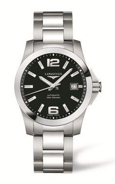 Longines Conquest Watch L3.676.4.58.6