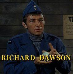 Hogan's Heroes: Richard Dawson as Corporal Peter Newkirk