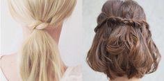 11x originele zomerse kapsels voor kort haar