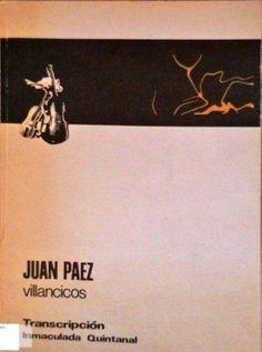 Paez, Juan. Villancicos
