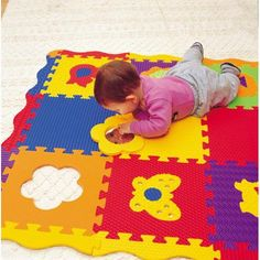 edushape Baby Play and Sound Mat - Walmart.com