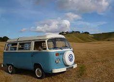 classic campervan