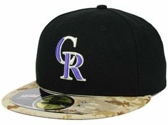 #Colorado #Rockies #MLB 2015 #MemorialDay #StarsAndStripes #59FIFTY