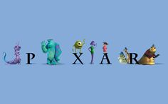Pixar - Monsters Inc.I always cry when I watch this Disney Pixar, Disney Animation, Disney Art, Walt Disney, Disney Animated Movies, Pixar Movies, Cute Disney, Disney Girls, Monsters Inc University