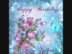 YouTube Best Birthday Songs, Happy Birthday Song Youtube, Happy Birthday Video, Happy Birthday Sister, Singing Happy Birthday, Happy Birthday Greetings, Birthday Quotes, Birthday Prayer, Birthday Blessings
