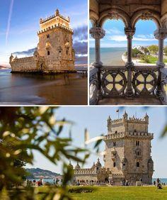 Torre de Belém - Belem, Lisbon, Portugal