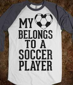 Soccer girlfriend, soccer boyfriend, boyfriend gifts, soccer couples, s Soccer Mom Shirt, Soccer Girlfriend, Soccer Boyfriend, Soccer Pro, Soccer Coaching, Soccer Players, Boyfriend Gifts, Arsenal Soccer, Soccer Moms