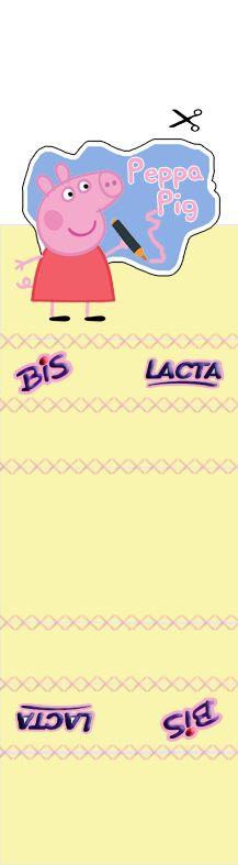 Caixinha Bis Duplo para Imprimir Gratuito, vários temas. Chocolate Bis, Aniversario Peppa Pig, Map, Cone, Character, Safari, Blog, Invitation Design, Little Prince Party