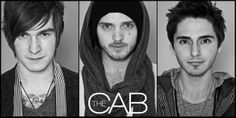 The Cab is one of my favourtie bands, and their music is amazing.