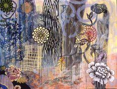 "Saatchi Art Artist Catharine Magel; Painting, ""Natural Order"" #art"