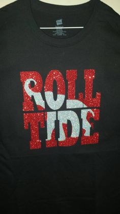 50d7a4df7 Customize for your team  Alabama inspired Roll Tide shirt by  ALSouthernCharmed on Etsy https