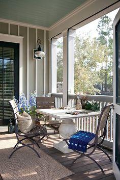 Inspiratie op zondag - veranda's