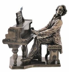 Frederic Chopin Music Composer Sculpture