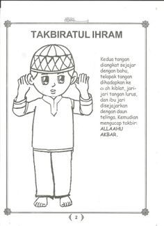 Muslim Quotes, Islamic Quotes, Doa Islam, Islam For Kids, Learn Islam, Islamic Teachings, Kids Education, Better Life, Quran