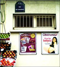 Belleville Paris, Arrondissement, Apples