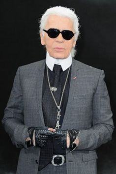 Karl Lagerfeld, Fashion Designer – Biography, Pictures (Vogue.co.uk)