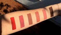 Batons Kylie Jenner - Swatches e Fotos de Todas as Cores - Make Me Better - Organização Pessoal, Maquiagem, Moda e afins!Make Me Better – Organização Pessoal, Maquiagem, Moda e afins!
