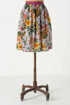 Nerja Petite Skirt  #FlowerShop