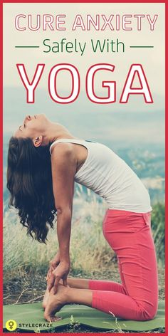 Anxiety – a precursor to stress! Indeed! Every moment of our life is filled with countless, unexpected moments. Have you ever tried yoga for anxiety relief? Here is everything