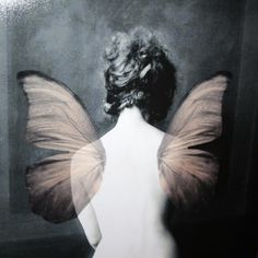 """What good is it to have wings, if you're not allowed to use them? ""